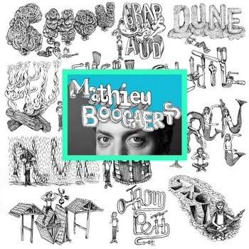 Cover Mathieu Boogaerts