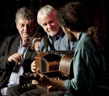 Le Máirtín O'Connor band (photo DR)