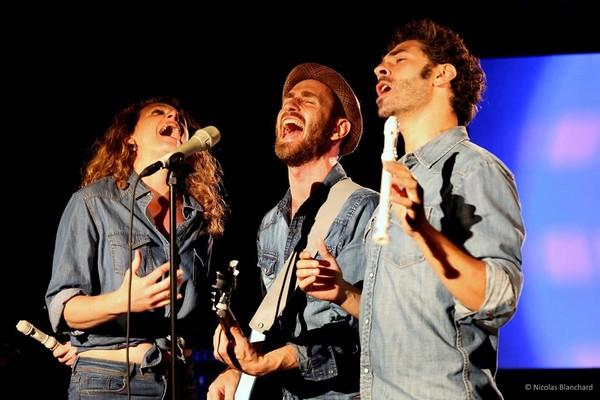 Tom Poisson trio (photos Nicolas Blanchard