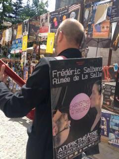 Dans les rues d'Avignon (ph DR)