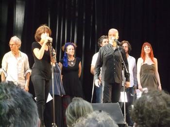Le final de Chansons & Mots d'Amou