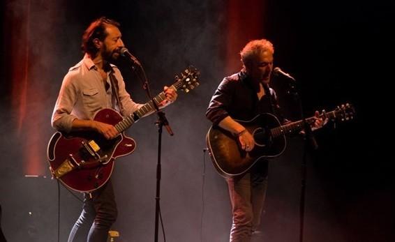 Les Innocents : Jean-Philippe Nataf et Jean-Christophe Urbain (photo DR)