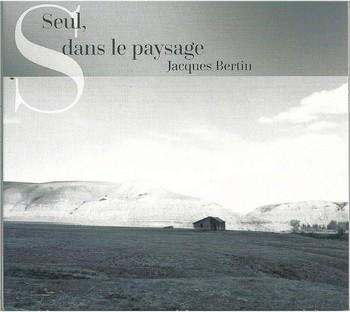 La pochette de l'album : une photo signée Bertin