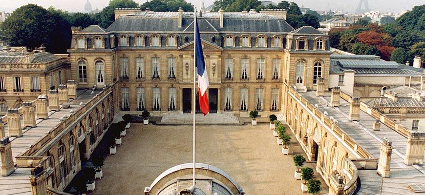 Palais de l'Elysée (DR)
