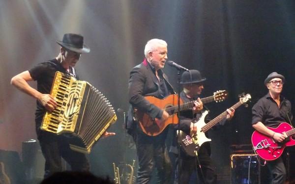 Bernard Lavilliers à Nantes (photo Marie Hamm)