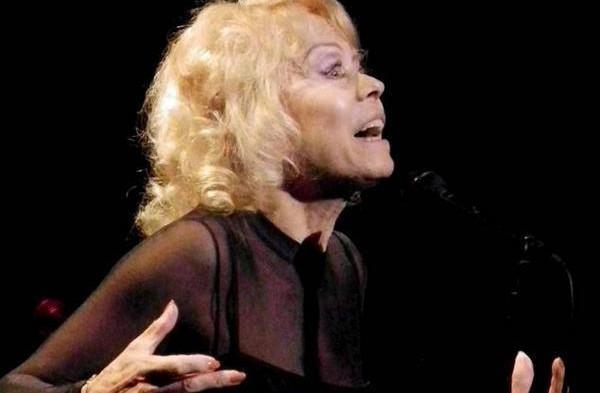 Isabelle Aubret, dernier album avant fermeture (photo DR)