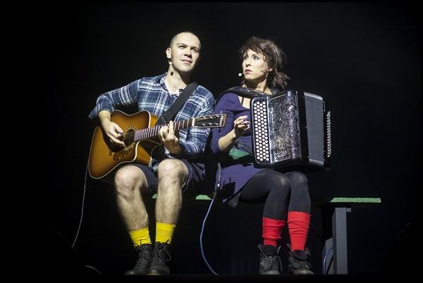 Brice Quillion et Yoanna (photo DR)