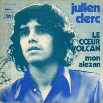 CLERC Julien le-coeur-volcan-mon-alezan-single1971