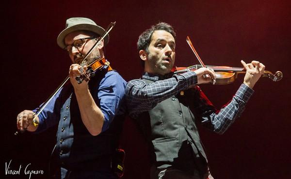 Les frères (photos Vincent Capraro)