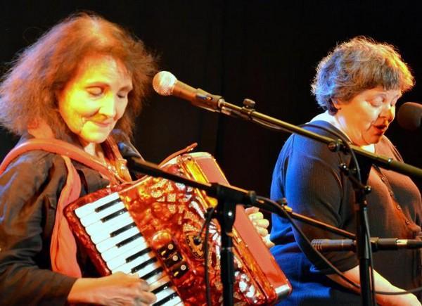 Michèle Bernard et Monique Brun (photo DR)
