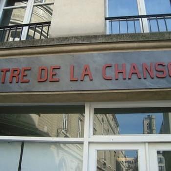 Le Centre de la Chanson. Paris