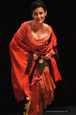 Nathalie Joly (photo Chantal Dépargne)