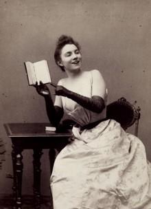 Yvette Guilbert (DR)