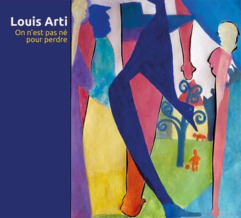 visuel CD Louis Arti 2016