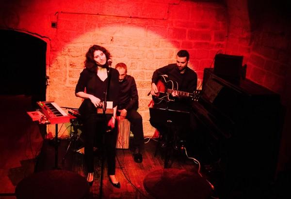 L'Emma Solal trio (photo DR)