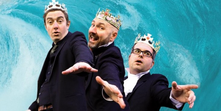 Les Rois de la Suède (photo DR)