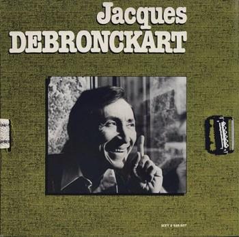 DEBRONCKART Jacques Un deux trois 1982