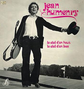 Humenry Jean Le ciel d'en haut Le ciel d'en bas 1973