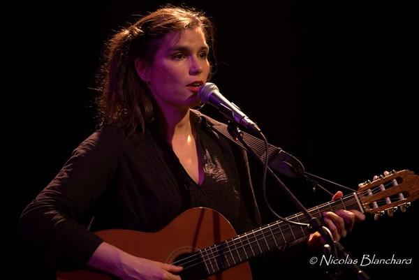 Lily Luca à Venelles (photos Nicolas Blanchard)