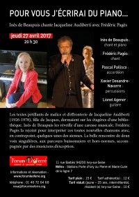 Concert 27-04-17