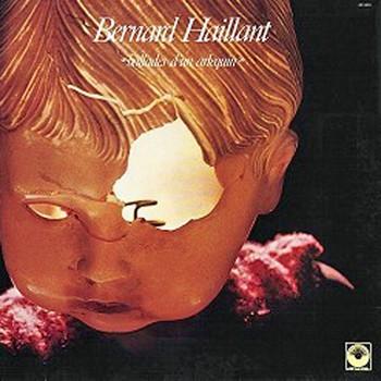 HAILLANT Ballades d'un arlequin 1979