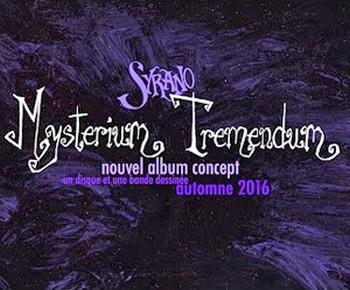 SYRANO Mysterium tremendum 2016