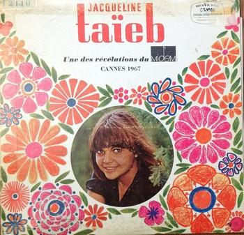 Taïeb Jacqueline RCA 1967