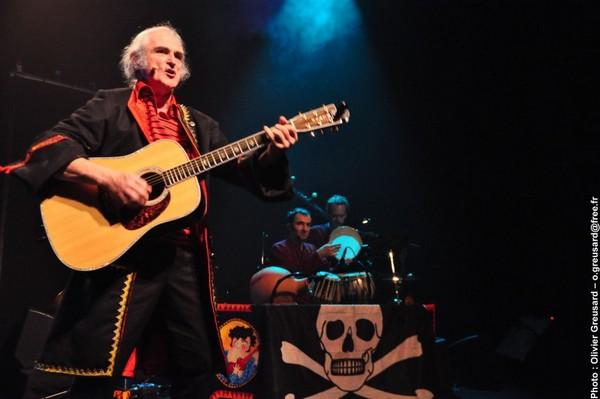 Gérard Delahaye, pirate !