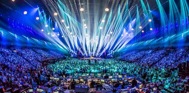 L'Eurovision 2017, hier à Kiev, en Ukraine