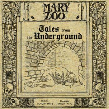 Mary Zoo livre-cd