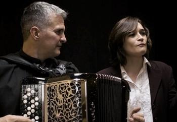 Pascal Lamige et Adeline Jondot (photo DR)