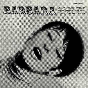 BARBARA Le+mal+de+vivre 1964