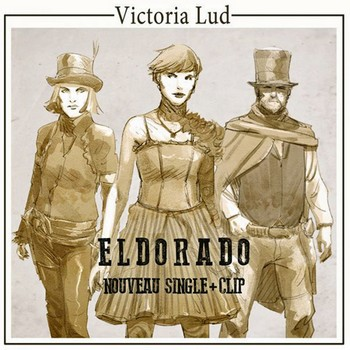 LUD Victoria Eldorado single 2017