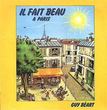 BEART Il fait beau à Paris