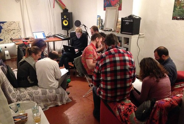 L'atelier Chanson (photo DR)