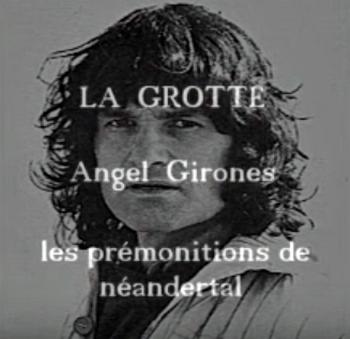GIRONES Angel La grotte