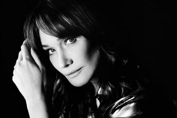 Carla Bruni (photo DR)
