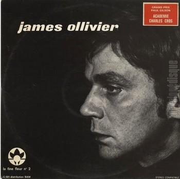 OLLIVIER James fine fleur 1967