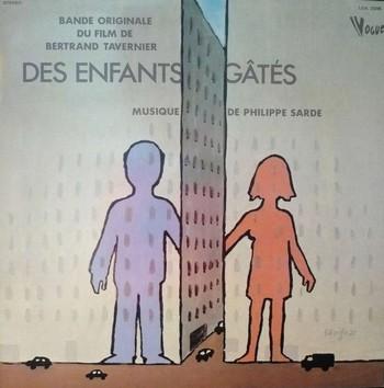 ROCHEFORT MARIELLE BO Enfants gâtés Tavernier Caussimon 1977