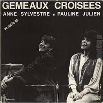 SYLVESTRE Anne JULIEN Pauline Gémeaux croisées 1988