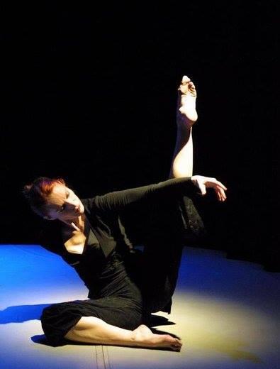 BARBARA DESMARIS Solo danse 2014