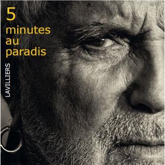 LAVILLIERS 5-Minutes-au-Paradis-Edition-Limitee-Livre-Disque-Inclus-DVD-bonus