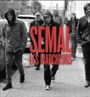 Le nouvel album de Semal