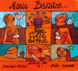 BARATON Marie Ma folie aime 2016