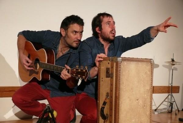 Danito et Coko sur le front de la chanson (photo DR)