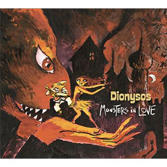 DIONYSOS Monsters-in-love-Edition-cristal 2005