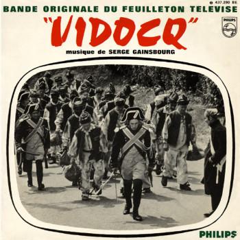 GAINSBOURG BO VIDOCQ 1967
