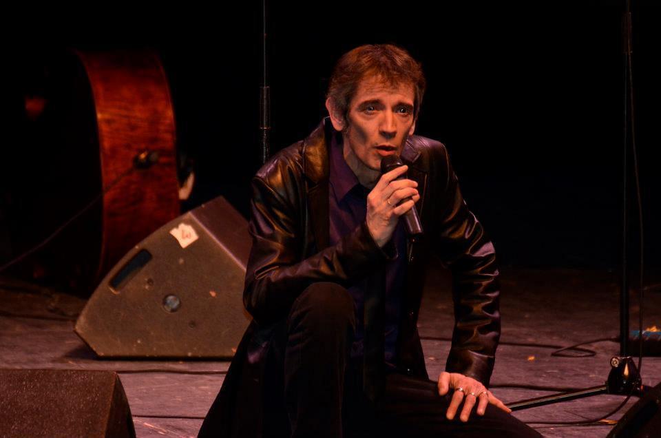Thierry Desseux en concert à Nevers, photo d'archive © Antoine Gavory