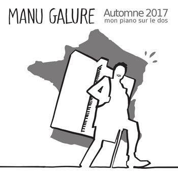 GALURE Manu automne 2017mon piano sur le dos