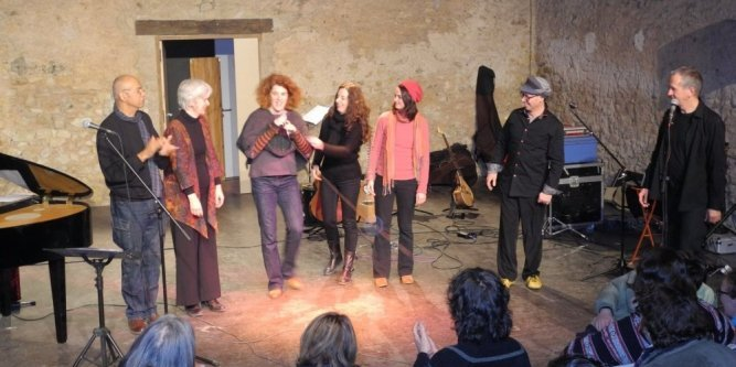 Le Cabaret des Chansons fraîches (photo Le Midi libre)